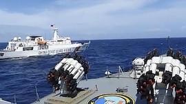 Coast Guard China ke TNI di Natuna: Jangan Hambat Kegiatanku