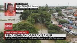 VIDEO: Penanganan Dampak Banjir oleh Basarnas