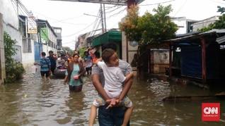 LIPI Tegaskan Bogor Bukan Penyebab Banjir Jakarta