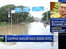 Hippindo: Banjir Sebabkan Sejumlah Mal Tutup