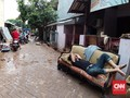 BNPB: Korban Tewas Banjir Jabodetabek 43 Orang