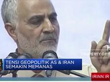 Jenderal Iran Tewas Dalam Serangan Roket AS