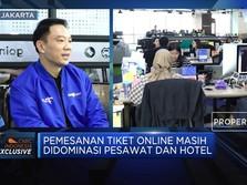 Cuan Bisnis Pemesanan Tiket Online tiket.com