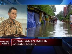 Mensos: Pemerintah Hadir Untuk Masyarakat Terdampak Banjir