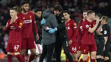 Buru Rekor Chelsea, Liverpool Dilarang Kebobolan Lagi