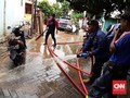 Banjir di 294 Titik Kota Tangerang Surut Total