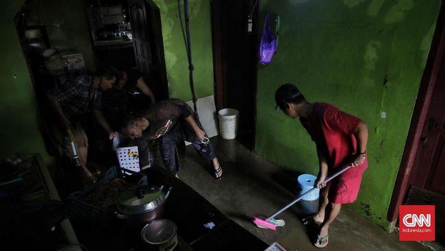 Cara Menghilangkan Bau di Rumah Setelah Banjir