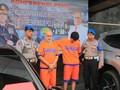 Sambangi Polda Jatim, Anggota Memiles Protes Aplikasi Ditutup