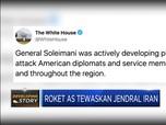 Gedung Putih Akui Trump Perintahkan Penembakan Jenderal Iran