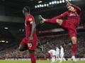 FOTO: Liverpool Kembali Unggul 13 Poin Berkat Salah-Mane