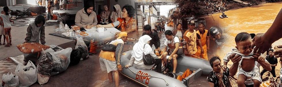 Penanggulangan Banjir Jakarta