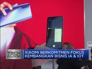 Xiaomi Fokus Kembangkan Bisnis AI & IOT