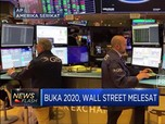 Grenggg! Wall Street Melesat Sambut 2020