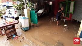 Pasca-Banjir 3 Meter, Warga Tajur Minim Suplai Air Bersih