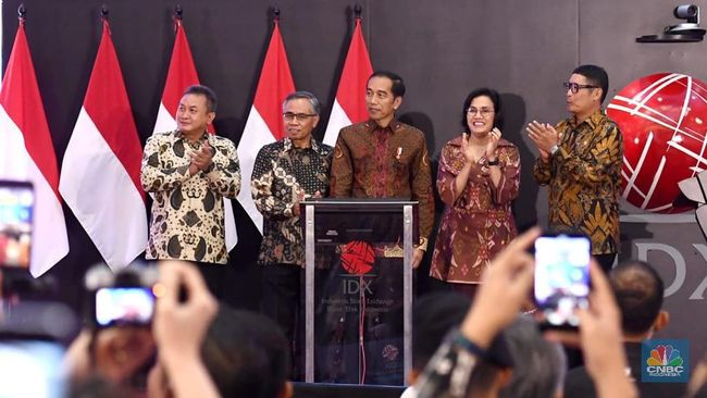 BBKP IHSG BIRD BBRI Jokowi Semprit Saham Gorengan, Bukopin Bakal Rights Issue