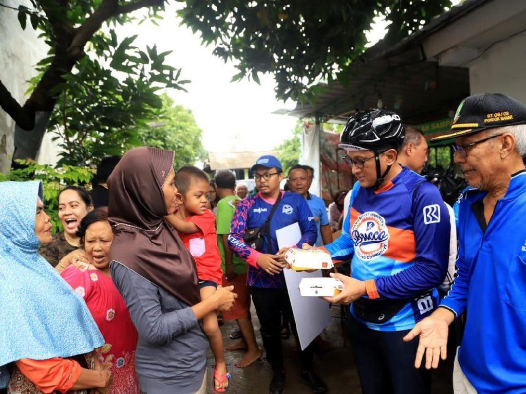 Bantuan dan Layanan Kesehatan untuk Korban Banjir Tangerang