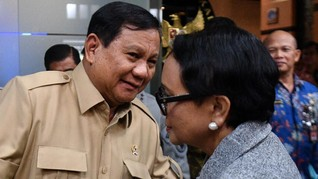 Prabowo: Tak Ada Wajib Militer, Tapi Sistem Komponen Cadangan