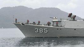 China: Ada Tumpang Tindih dengan RI di Laut China Selatan