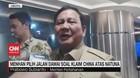 VIDEO: Menhan Pilih Jalan Damai Soal Klaim China Atas Natuna