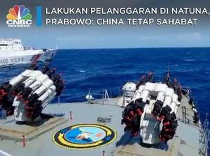 Begini Sikap Luhut & Prabowo Soal Kapal China di Laut Natuna