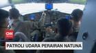 VIDEO: Patroli Udara Perairan Natuna