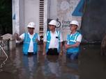 Banjir Jakarta, PLN Disjaya Padamkan Listrik di 15 Gardu