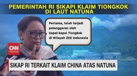 VIDEO: 4 Sikap RI Terkait Klaim China Atas Natuna