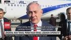 VIDEO: Jendral Iran Tewas, Keamanan Israel-Lebanon Diperketat