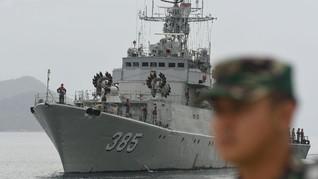 China Sebut Sudah Dialog dengan RI untuk Selesaikan Natuna