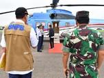 Yang Terjadi Saat Helikopter Jokowi Gagal Mendarat di Bogor