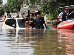 Waspada! BMKG Sebut Potensi Hujan Lebat hingga 23 Januari