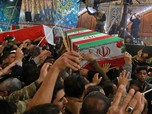 AS-Iran Tegang, Investor Cari Aman