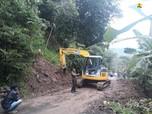 Ini Lokasi Bencana yang Helikopter Jokowi Gagal Mendarat