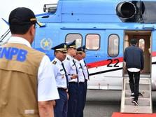 Cerita Jokowi yang Helikopternya Gagal Mendarat