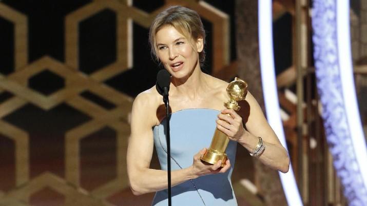Renee Zellweger, Aktris Terbaik Oscar Berdarah Bangsawan