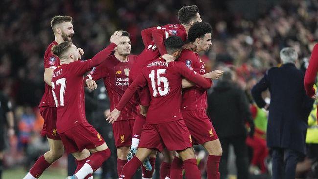 Liverpool vs MU, Hari yang Dinanti Selama 30 Tahun