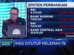 Hitung Sektor Pendorong Koreksi IHSG yang Mencapai 1,04%