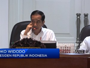 Kesal Gas Industri Mahal, Jokowi: Sejak 2016 Kok Tidak Beres