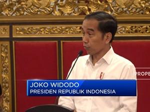 Jokowi: Soal Natuna, Tidak Ada Tawar Menawar Kedaulatan