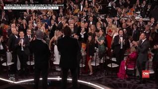 VIDEO: Momen hingga Film Terbaik dalam Golden Globe 2020
