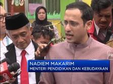 Nadiem Makarim Berikan Tunjangan Guru yang Terdampak Banjir