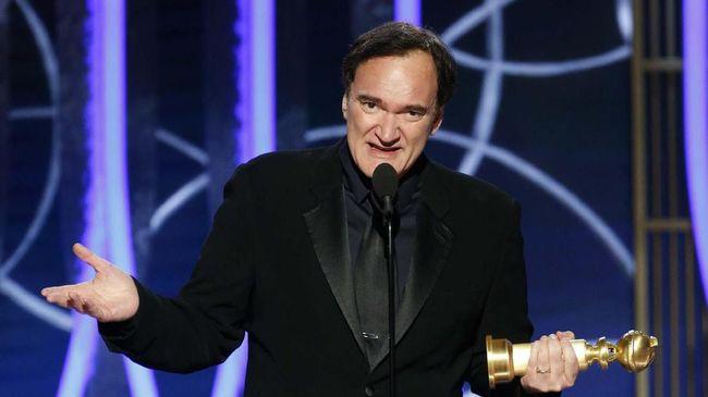Demi Keluarga, Quentin Tarantino Pensiun Usai Satu Film Lagi