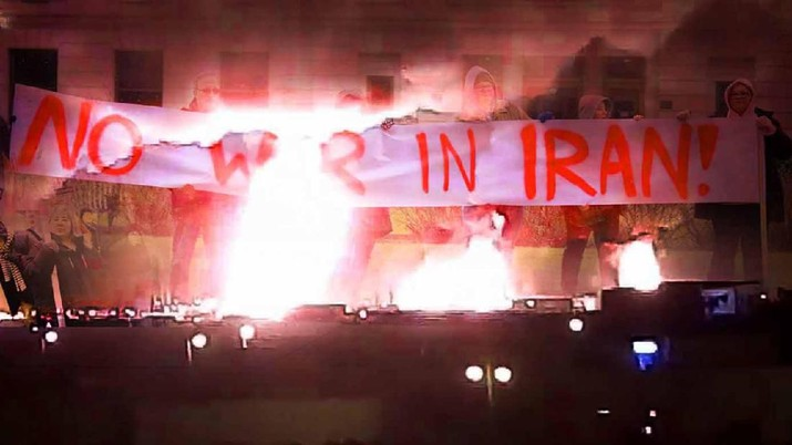 AS Konfirmasi Serangan Roket Iran ke Pangkalan Militer Irak