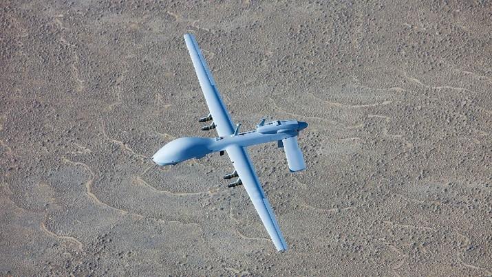 Fakta Canggihnya Drone Trump Pembunuh Jenderal Iran Soleimani