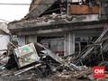 Pemprov DKI soal Gedung Slipi Roboh: Karena Terlalu Rapuh
