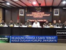 Kejagung Kembali Periksa Kasus Korupsi Asuransi Jiwasraya