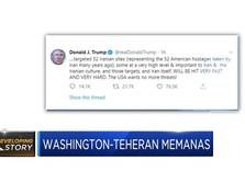 Diancam Iran, Trump Ancam Balik Lenyapkan 52 'Harta' Teheran