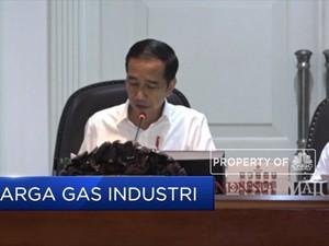 Agus Gumiwang Minta Jokowi Turunkan Harga Gas Industri