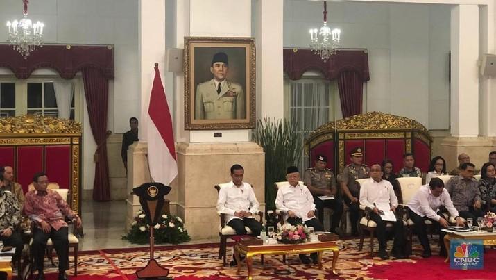 Jokowi: Soal Natuna Tak Ada Tawar Menawar