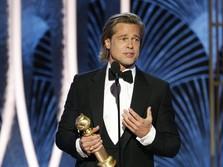 Joker Sampai Brad Pitt, Ini Pemenang Golden Globe 2020